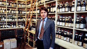 Why British wine expert Steven Spurrier was so important to the wine industry.