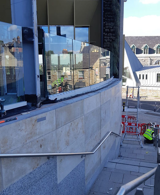 Dundrum Shopping Centre FastFitters Project