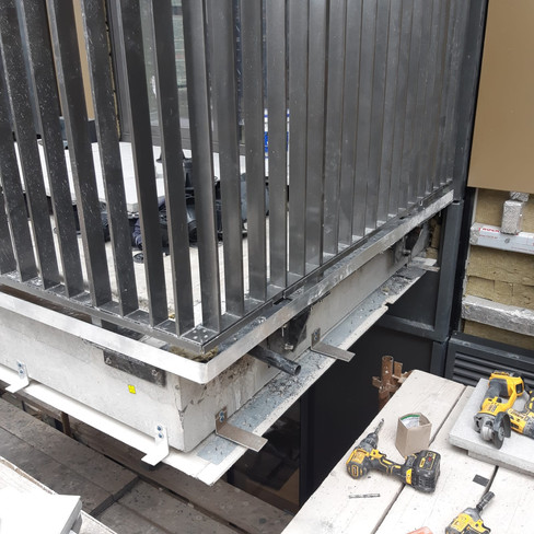 Aluminium Gates and Railings