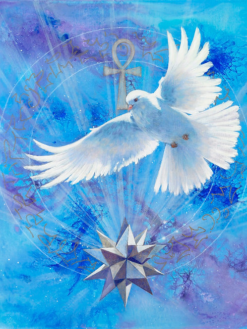 THE RETURN OF THE DOVE
