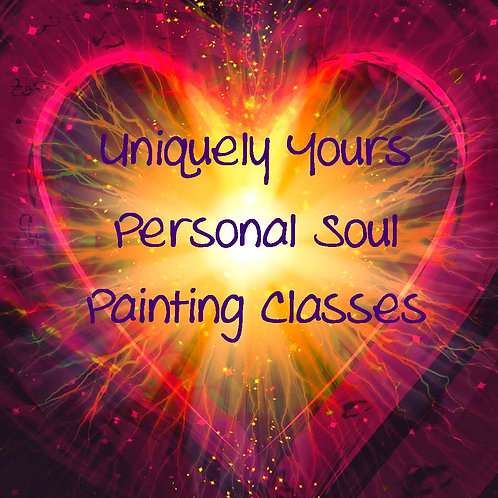 One day Personal Soul Painting Class