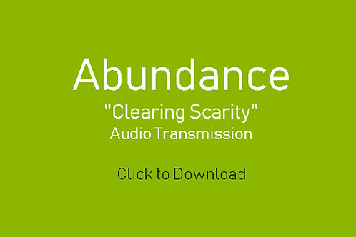 Abundance - Clearing Scarity_Audio