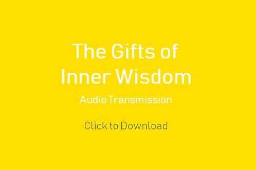 The Gifts of Inner Wisdom