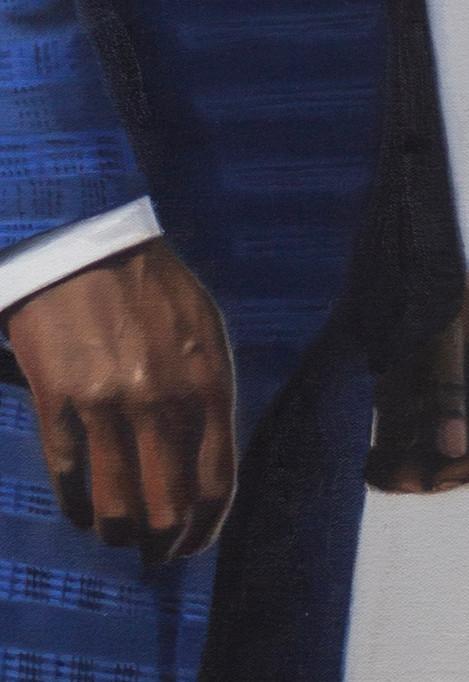 Oswald Boateng Detail