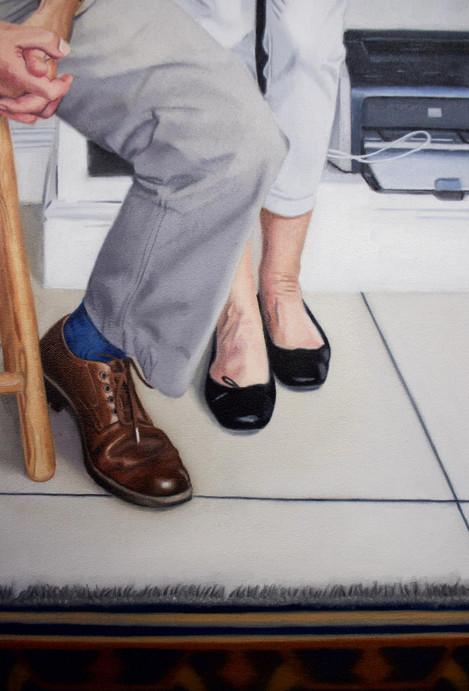 Mr and Mrs Elliot - Detail