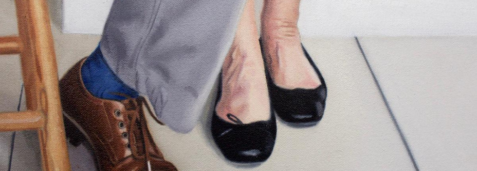 Mr and Mrs Elliot - Detail
