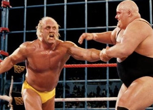 Memories of King Kong Bundy's visit to Mishawaka