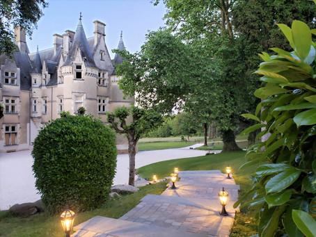 On a tout plaqué pour le Château d'Amenon !!!