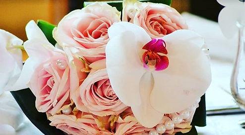 #bouquetmariée #fleurs #roses #mariage.j
