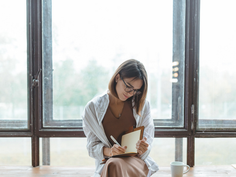 Is writing better than therapy?