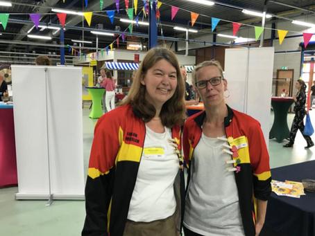 IJSclub Breukelen aanwezig bij Beursvloer Stichtse Vecht juni 2019