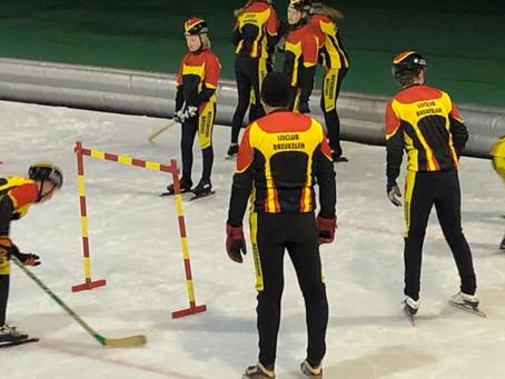 Foto's Sinterklaas op de ijsbaan 2019
