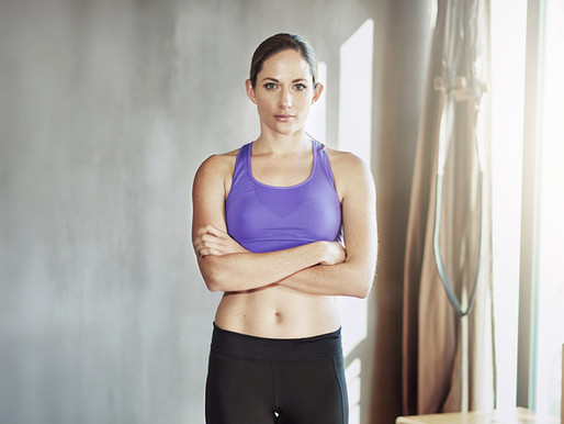 How To Make Your Core Strong At Home: 5 Fat Burning Exercises To Add To Your Next Workout