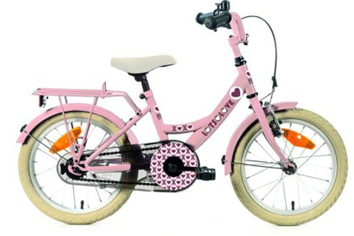 Lots Of Love kinderfiets 16""
