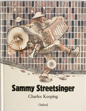 Keeping, Charles. Sammy Streetsinger. Oxford University Press, 1984. Ryerson University Library and Archives.