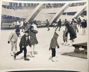 """Nathan Phillips Square."" Toronto, 1960. Fonds 351, File 1,Box 616127, Folio 1. City of Toronto of Archives. Public Domain."