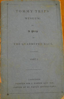 Harris, John. Tommy Trip's Museum, or, A Peep at the Feathered Creation. Vol. 1 & 2, John Harris, 1832.