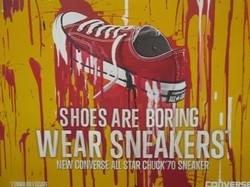 Sneakers Ad Paris