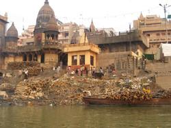 Varanassi Cremation