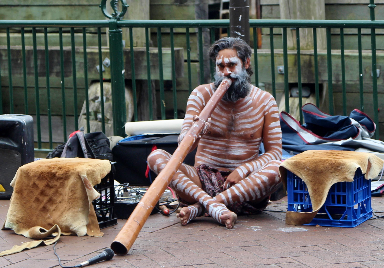 Aborigine Sydney