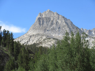Sierra Mountains July 2020