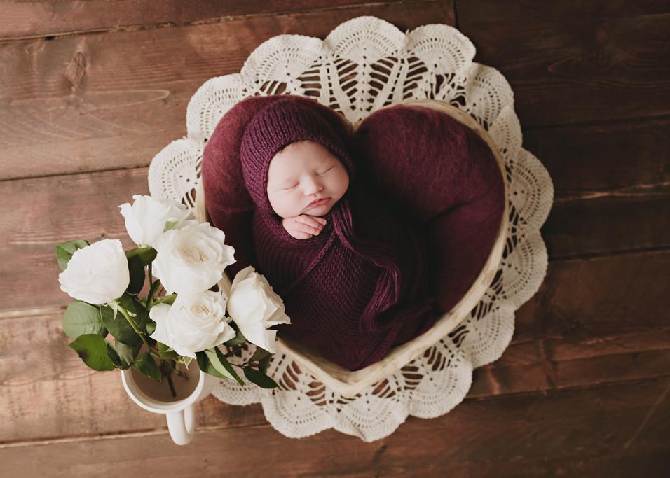 Brynlee - Berks County Newborn Photographer