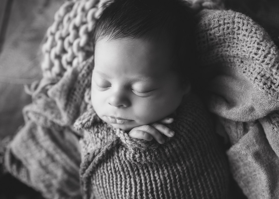 Everett Newborn - Berks County Newborn Photographer