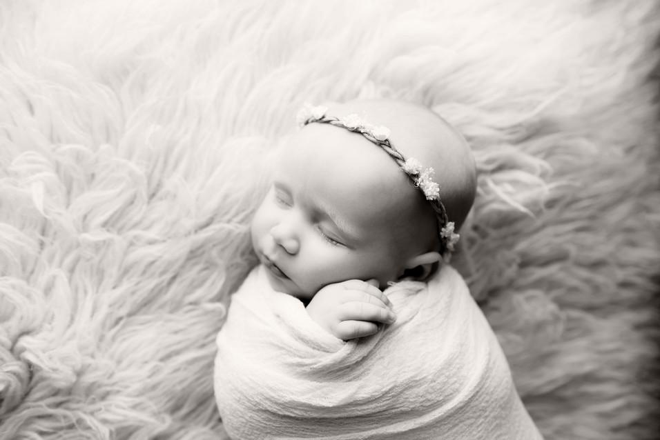 Izzy, Berks County Newborn Photographer
