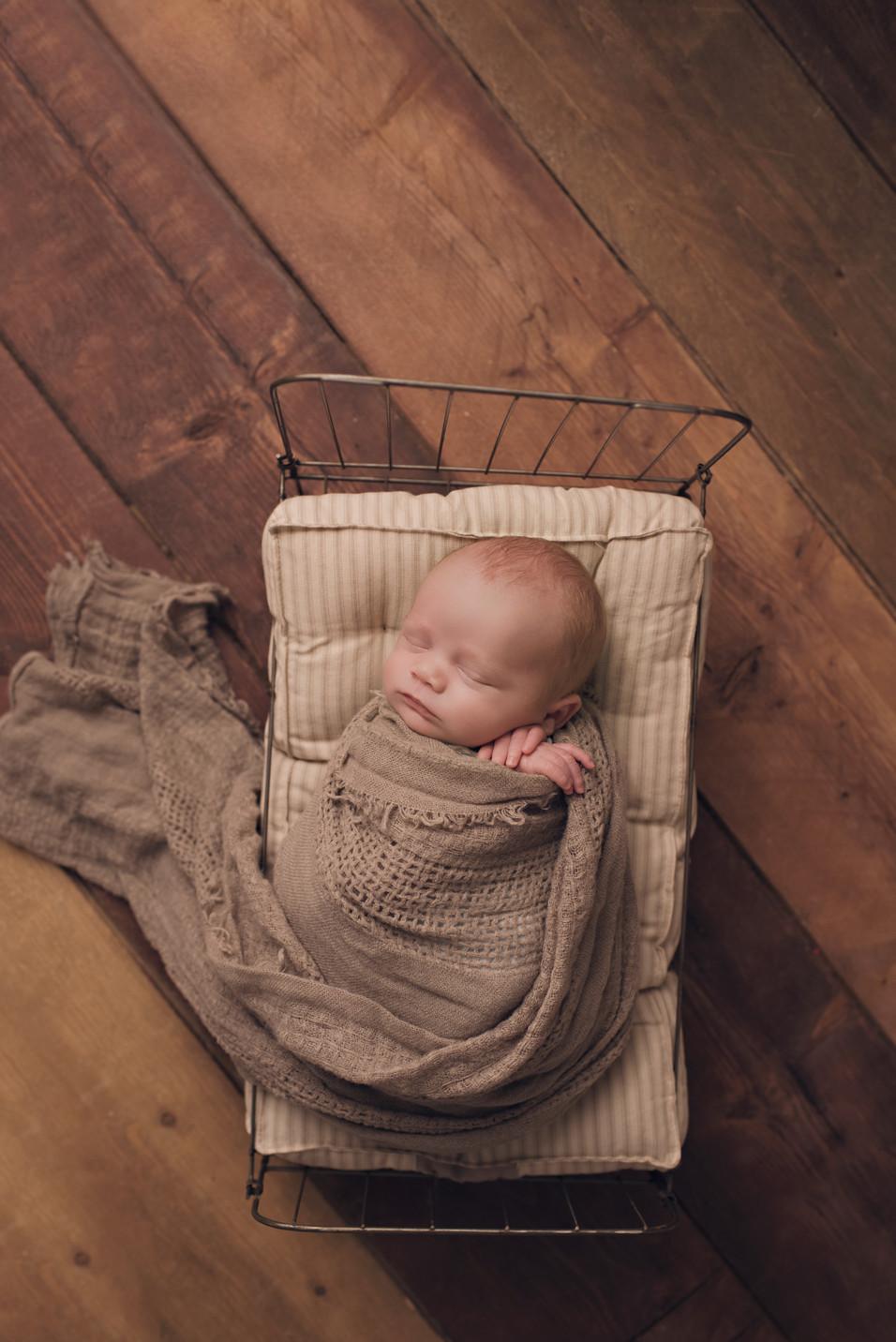 Kai, Newborn - Berks County Newborn Photographer