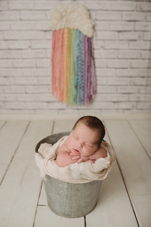 Maskrey, Berks County Newborn Photographer
