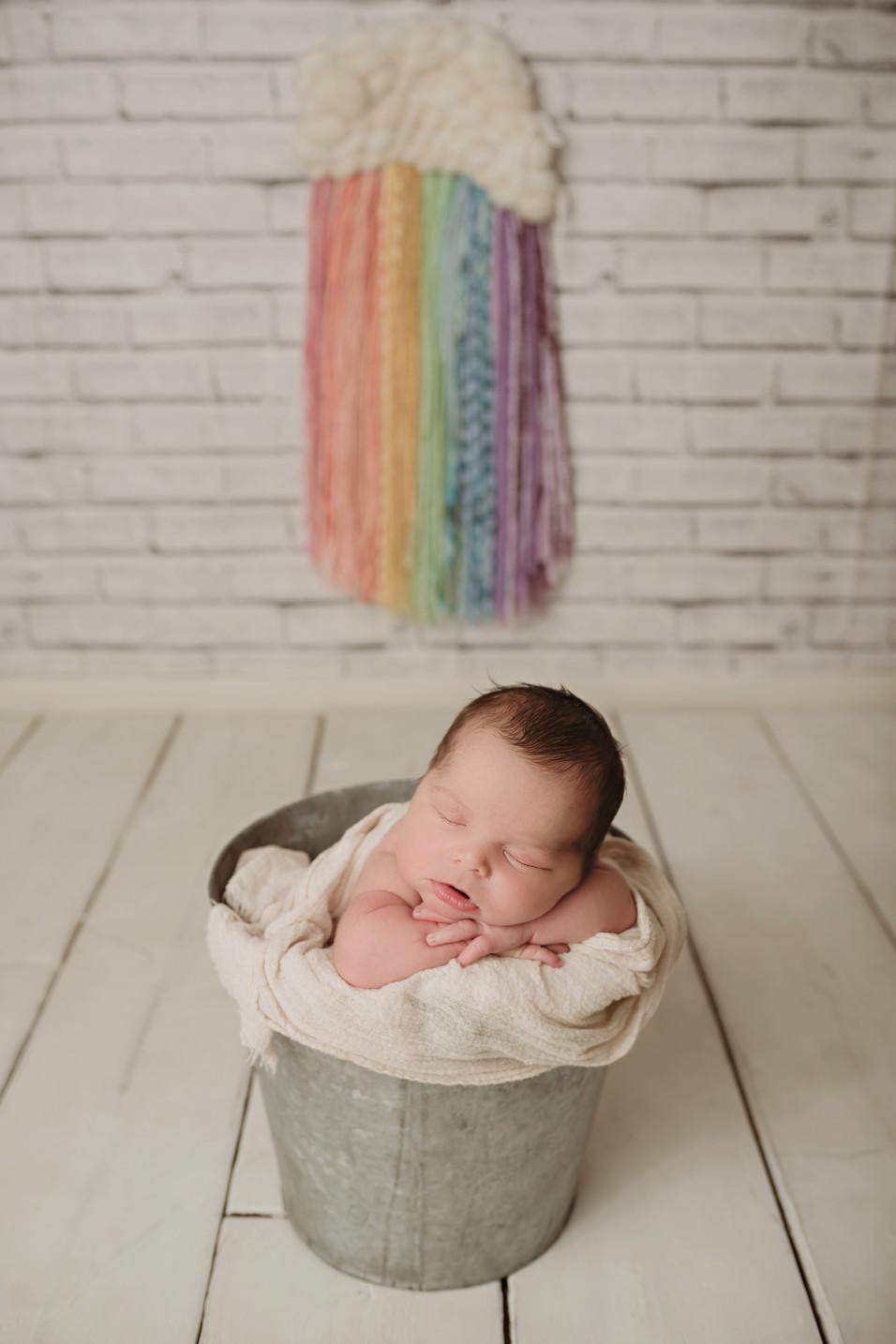 Maskrey, Berks County Newborn Photographer