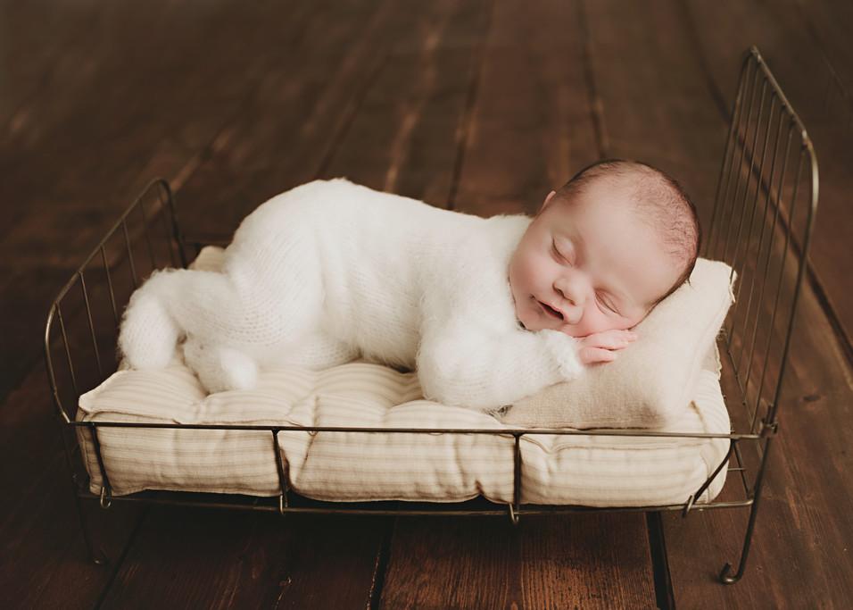 Miles, Berks County Newborn Photographer