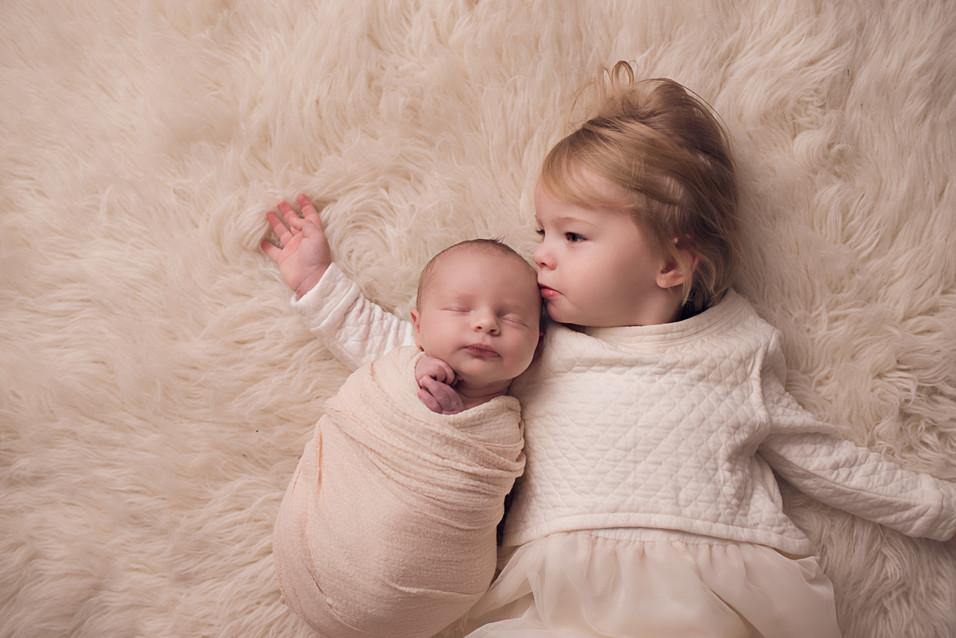 Joanna, Newborn - Berks County Photographer