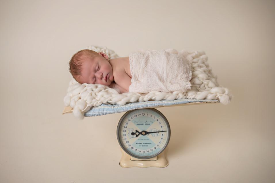 Brecken, Newborn