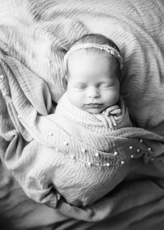 Sierra, Berks County Newborn Photographer