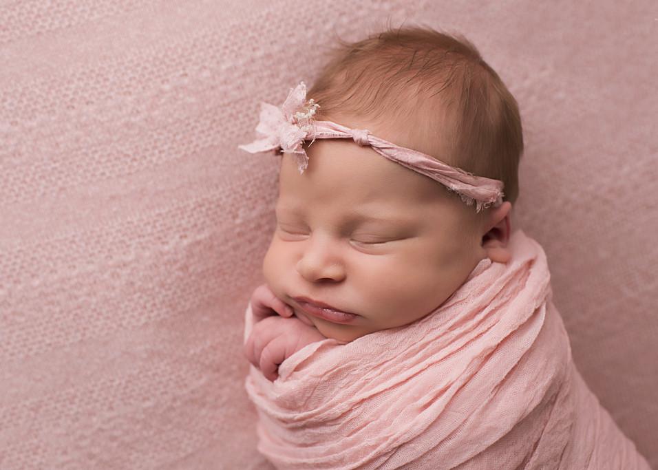 Abby, Newborn - Berks County Newborn Photographer