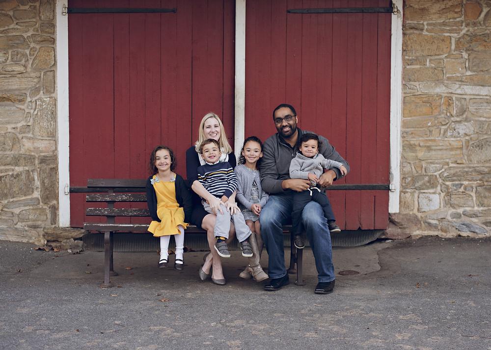 Berks County Family Photographer