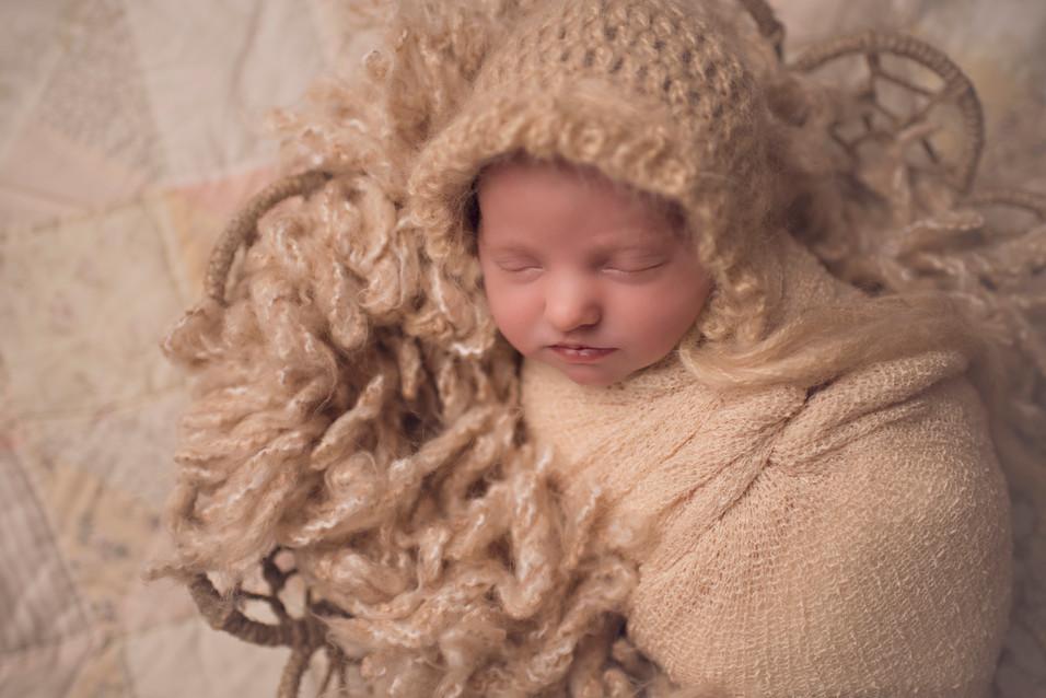 Baby Emmy, 15 days