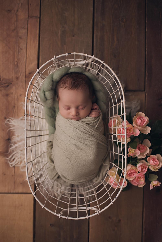 Berks County Newborn Photographer