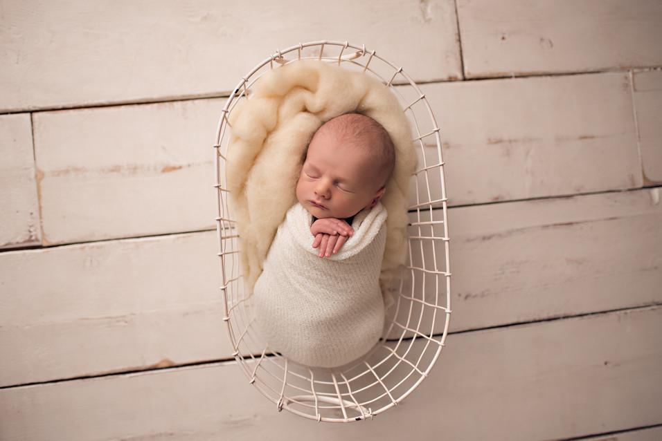 Zeiders, Newborn - Berks County Newborn Photography