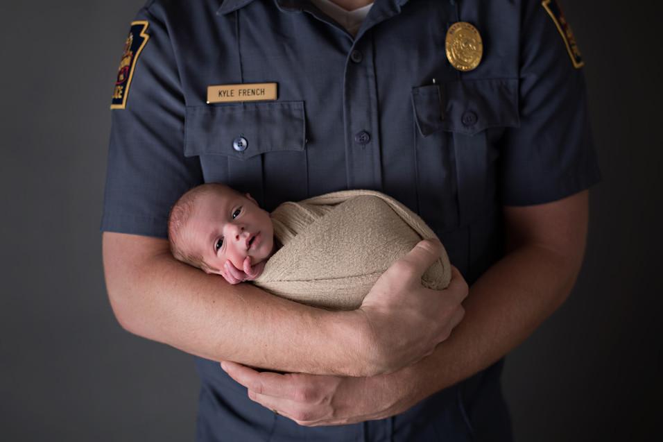 Adam, Newborn