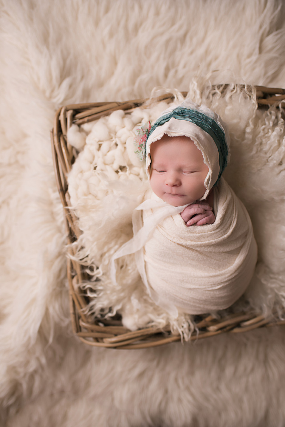 Kennedy - Berks County Newborn Photographer