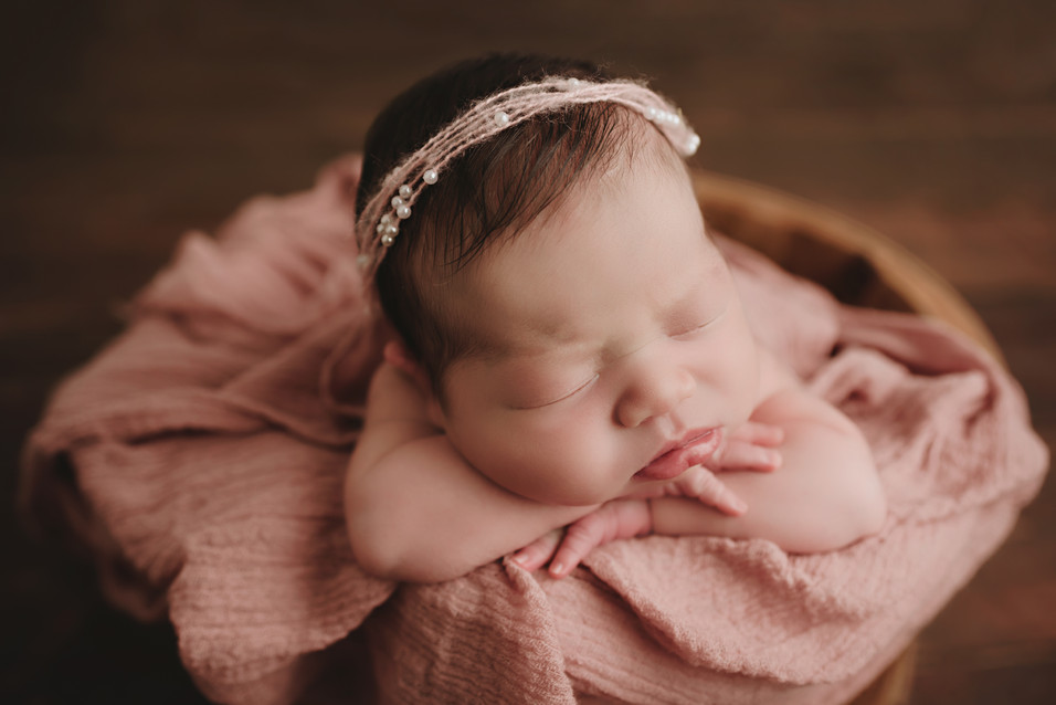 Maggie, Berks County Newborn Photographer
