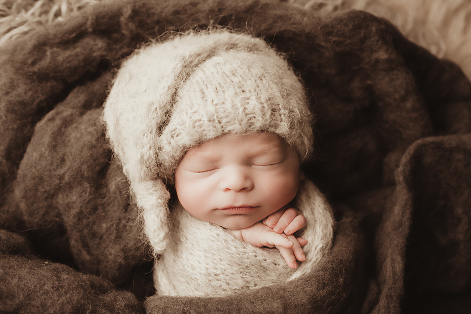 Creed, Berks County Newborn Photograher