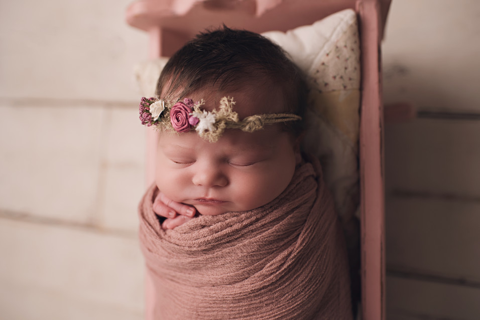 Kinley, Berks County Newborn Photographer