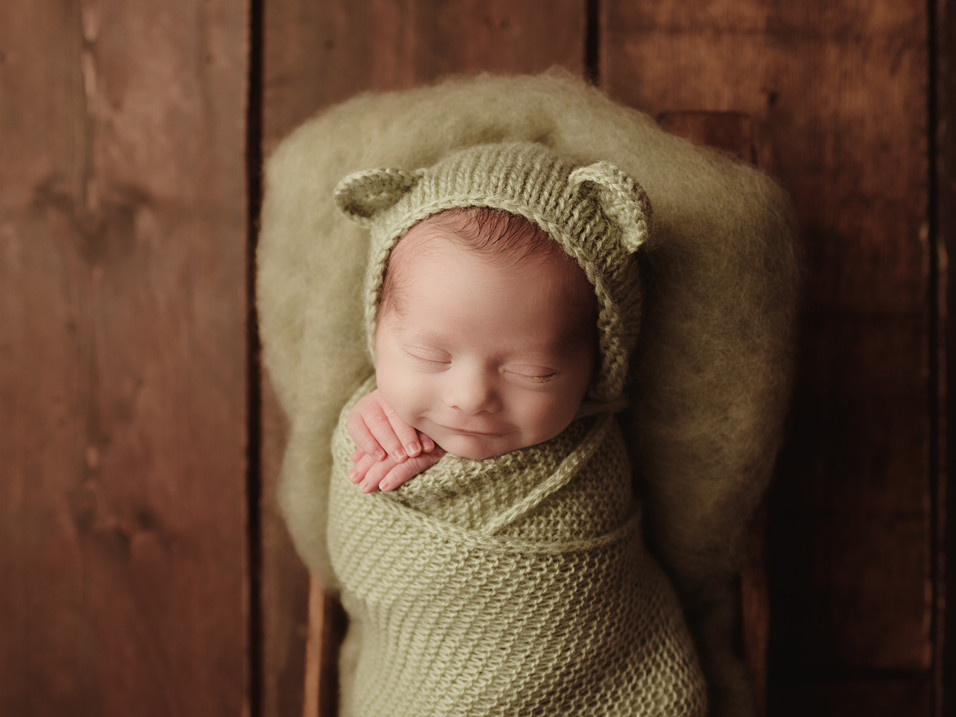 Jaxon, Berks County Newborn Photographer