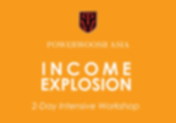 Income Explosion Workshop