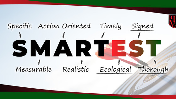 Solution Focused S.M.A.R.T.E.S.T. Goals