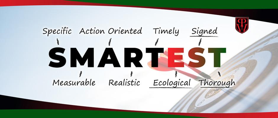 Solution Focused S.M.A.R.T.E.S.T. Goals