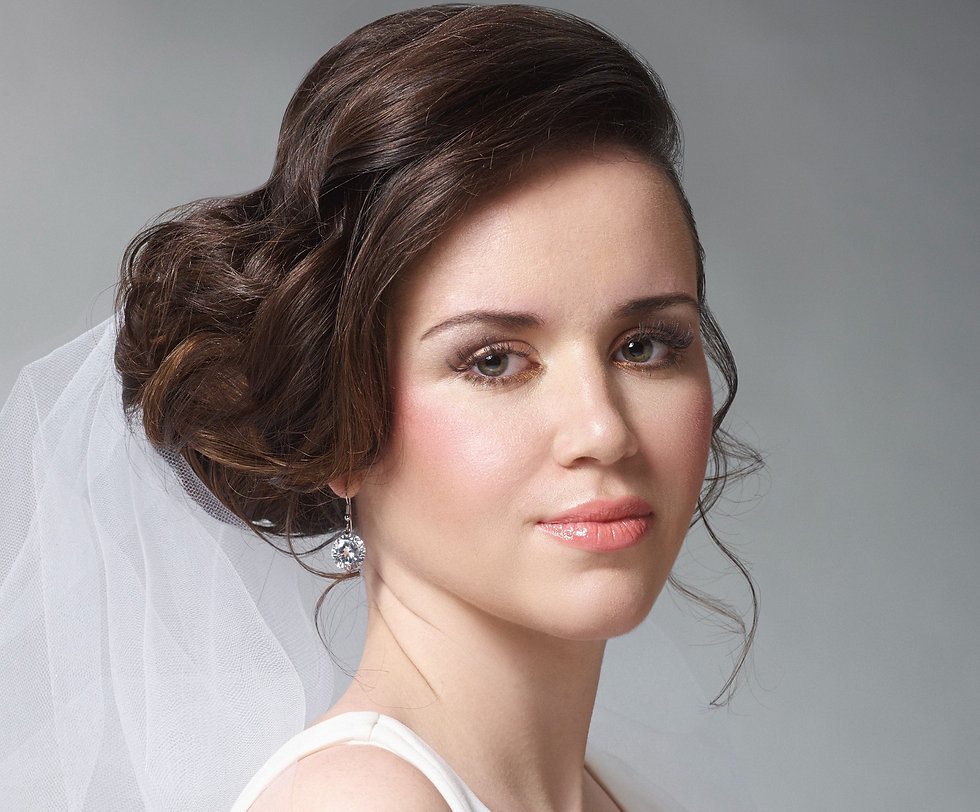wedding makeup and hair montreal